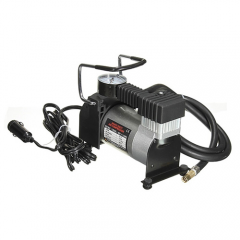 Portable Air Compressor Heavy Duty 12V - Pompa Angin Ban Mobil