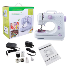 Mesin Jahit Mini/Sewing Machine FHSM 505A
