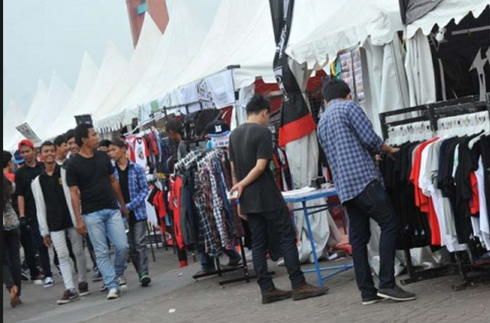 pameran clothing