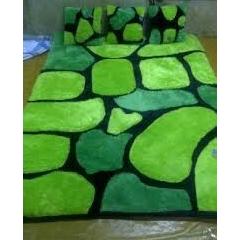 karpet karakter rumput