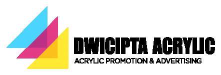 Logo Dwicipta Acrylic