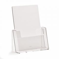 Acrylic Tempat Brosur A5/Display Brosur/Kotak Brosur