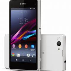 Sony Xperia Z1 Compact - 16GB - Garansi Resmi