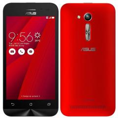 Asus Zenfone Go ZB450KL - 8GB/1GB - Red [Garansi Resmi]