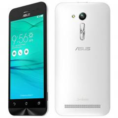 Asus Zenfone Go ZB500KG - 8GB/1GB - White [Garansi Resmi]