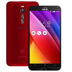 Asus Zenfone 2 ZE550ML - 16GB/2GB - Red [Garansi Resmi]