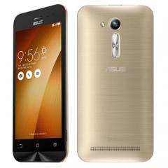 Asus Zenfone Go ZB450KL - 8GB/1GB - Gold [Garansi Resmi]
