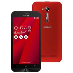 Asus Zenfone Go ZB500KG - 8GB/1GB - Red [Garansi Resmi]