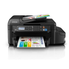 EPSON L655 Printer Multifungsi Lengkap (Wireless, Fax, ADF, Duplex)