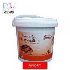 Chocomaltine Selai Cokelat 1kg Crunchy Nyummy