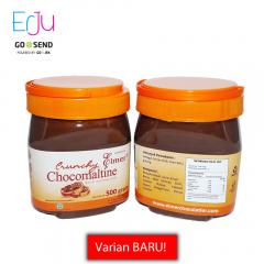 Chocomaltine Elmer Crunchy Selai Cokelat Kemasan 500gram