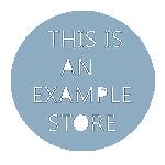 Logo Example Store