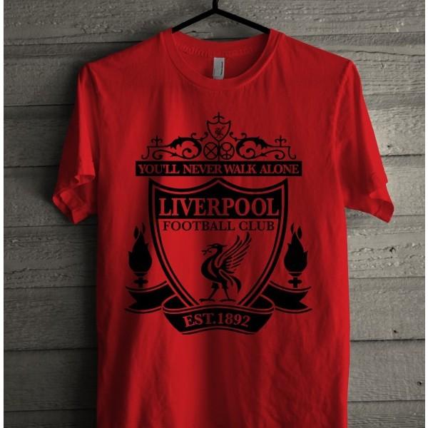 LIVERPOOL RED BLACK