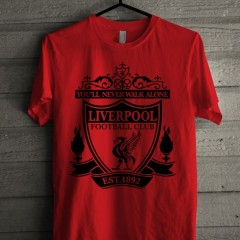 LIVERPOOL RED BLACK