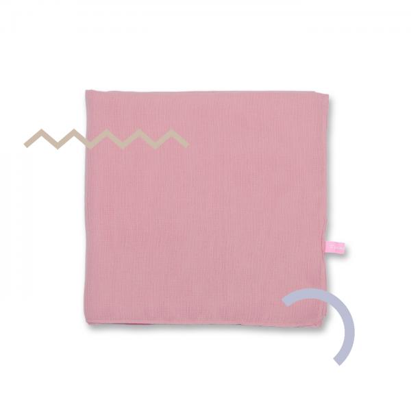 Cornelia Shawl Dusty Pink