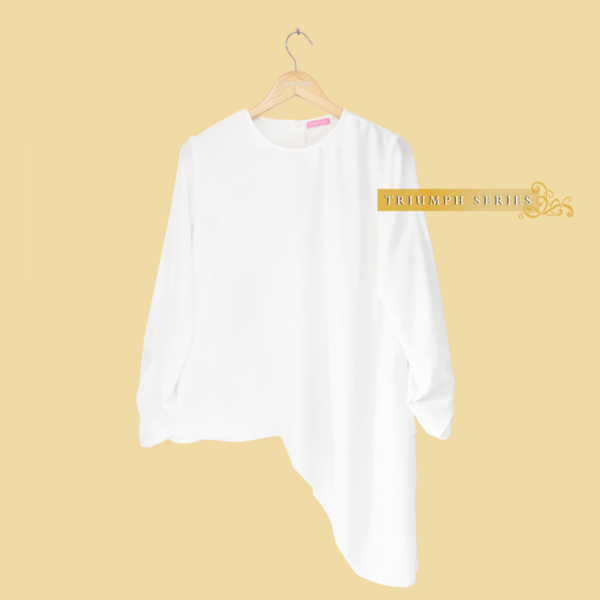 Avina Top Broken White