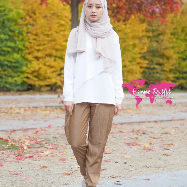 Annisa Top Broken White