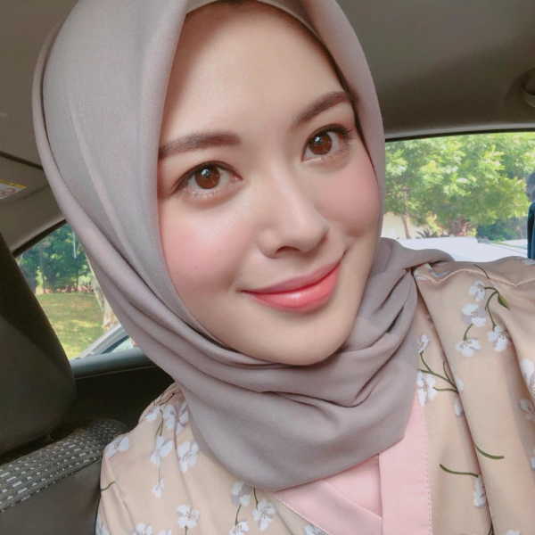 Alicia Shawl Square Ayana Grey
