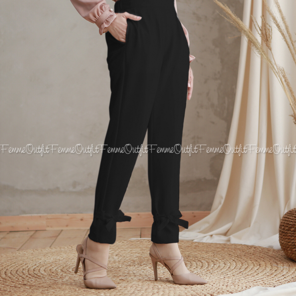 Alicia Pants Black