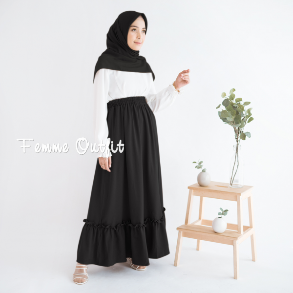 Alya Skirt Black