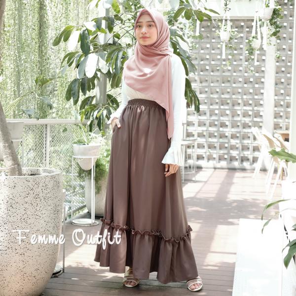 Alya Skirt Stone