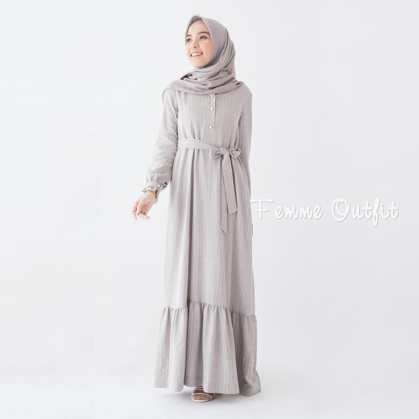 Alula Dress Khaki