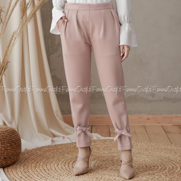Alicia Pants Dusty Pink L
