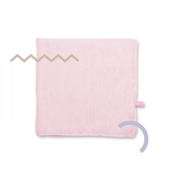Cornelia Shawl Pale Pink