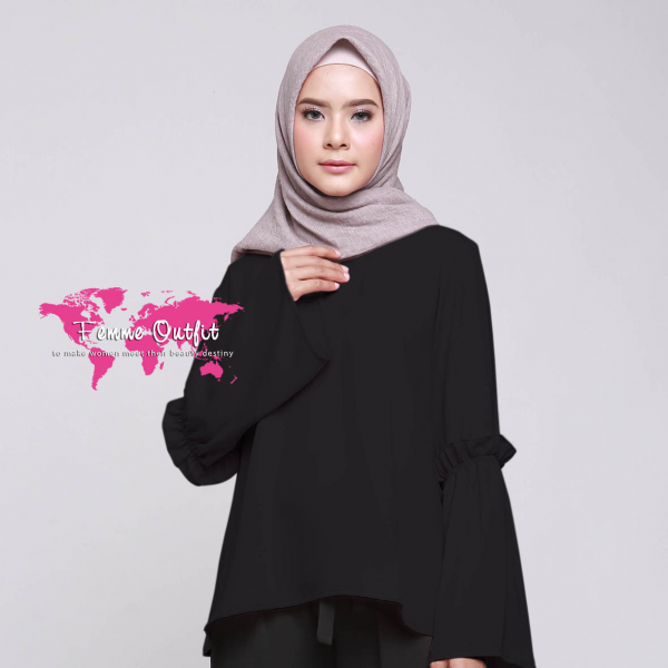 Kyara Top Black