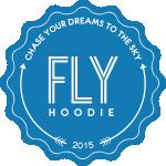 logo FLY Hoodie