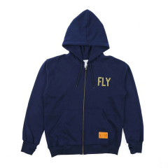 Premium Zipper Navy