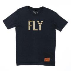 FLY Tee Premium Black