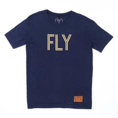 FLY Tee Premium Navy