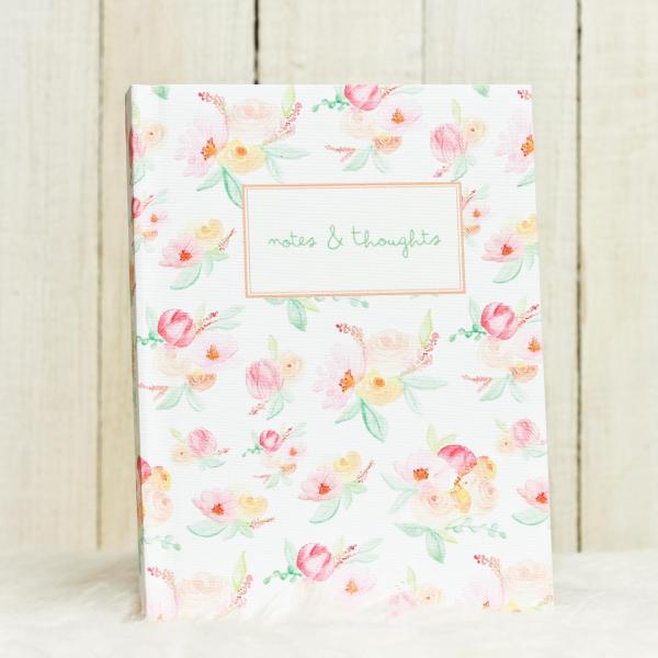 HardCover Journal Pinkish Blush