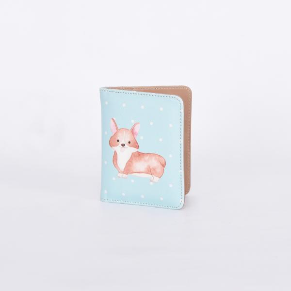 Card Wallet Corgie