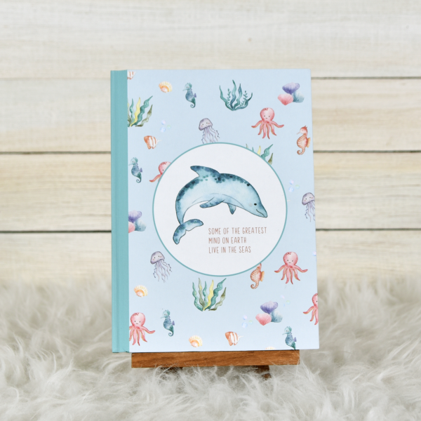Whale Green Journal
