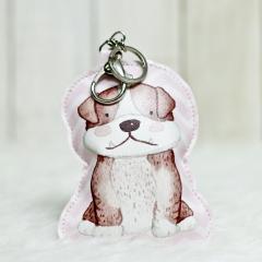 Bag Charm Bulldog