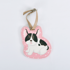 Luggage Tag Frenchy