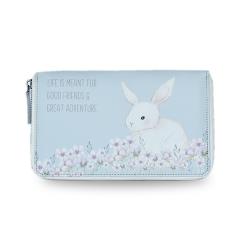 Travel Wallet Rabbit