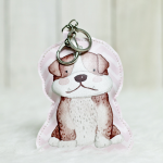 Bag Charm Bulldog