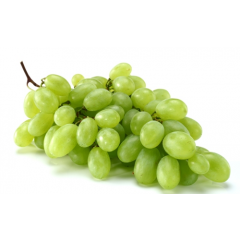 Grapes green. 1