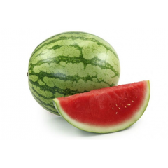 watermelon red. Seedless