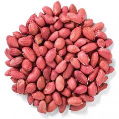 peanuts unpealed