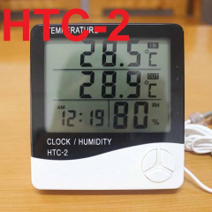 digital thermometer indoors - outdoors 1