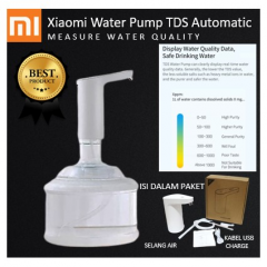 xiaomi water pump with tester. 2