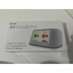 IQ air monitor air visual 3