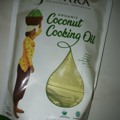 javara coconut cooking oil 1.8ltr 1