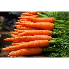 local carrots 1/2kg
