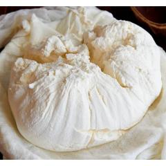 Cream cheese - fresh.