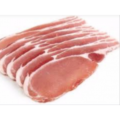 Smoked BACK bacon 1kg